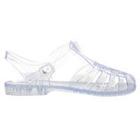Jelly T-Strap Sandals | Wet Seal
