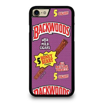 ONLY BACKWOODS CIGARS iPhone 7 Case