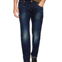 Attacc Low Straight Leg Jeans