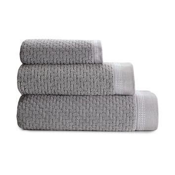 Couture Felt Gray Bath Collection