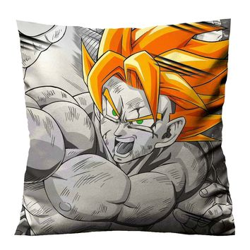 DRAGON BALL SUPER GOKU ART Cushion Case Cover