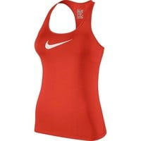 Women's Nike Flex Swoosh Dri-FIT Racerback Workout Tank