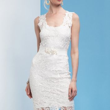 The White Collection by Mignon AL1732 Dress