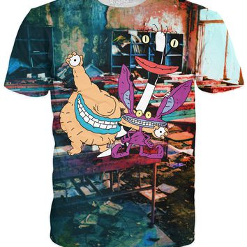 Ahh! Real Monsters T-Shirt