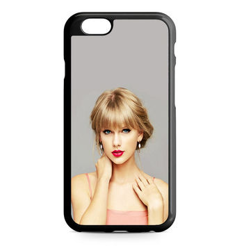 taylor swift lock screen iPhone 6 Case