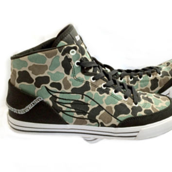 Mythical Shoe Camo - TWEAK Footwear & Apparel