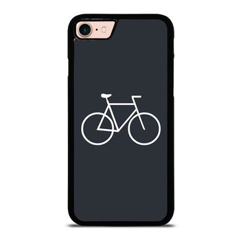 BICYCLE MINIMALISTIC iPhone 8 Case