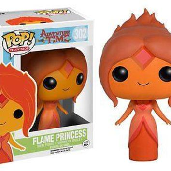 Funko Pop TV: Adventure Time - Flame Princess Vinyl Figure