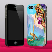 Disney Tangled Rapunzel - iPhone 5, iPhone 4 / 4S