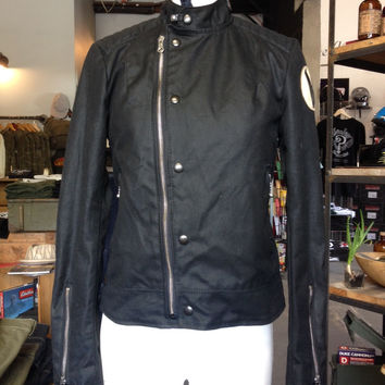 Women's Waxed Cotton Jacket