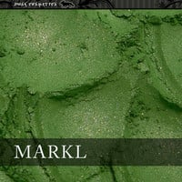 Markl - Loose Eye Shadow - Howl's Moving Castle Collection