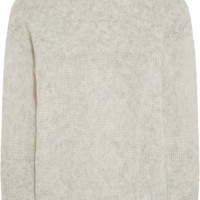 Frame Denim - Le Open Mix Stitch knitted sweater