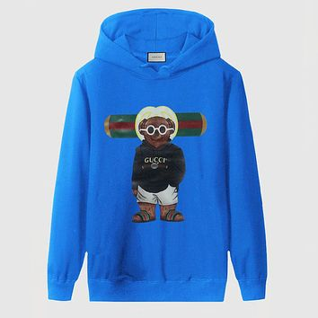 Boys & Men Gucci Fashion Casual Top Sweater Pullover Hoodie