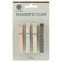 Locker Style™ Photo Clips, Magnetic - 4ct : Target