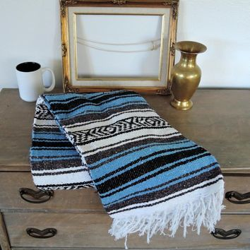 Mexican Blanket, Falsa Blankets, Colorful Blanket, Cozy Mug and Blanket, Photo Prop Blanket, Boho Blanket, Throw Blankets, Gift Blanket, Mug