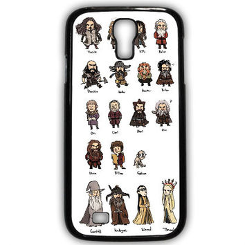 The Hobbit Character Samsung Galaxy Note 3 4 Galaxy S3 S4 S5 S6Case