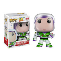 Buzz Lightyear Toy Story 20th Anniversary POP! #169 Vinyl Figure