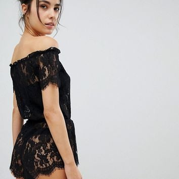 Ann Summers Kansas Romper at asos.com