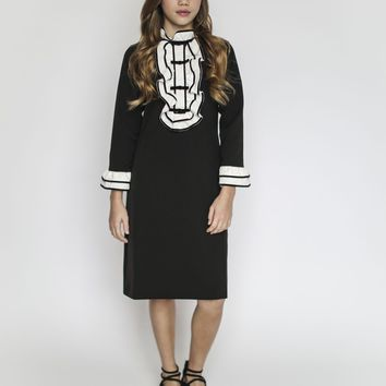 Aisabobo Girls' Black Antoinette Dress