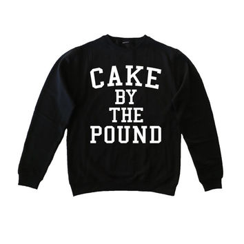 Cake By The Pound Sweatshirt. Cake By The Pound Shirt. 7/11 Sweatshirt - Cake By The Pound Jumper - Fleece Crewneck Sweatshirt
