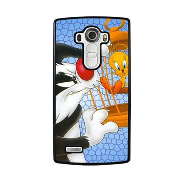 SYLVESTER AND TWEETY Looney Tunes LG G4 Case Cover