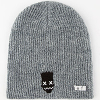 Neff The Simpsons Wasabi Mens Beanie Heather Grey One Size For Men 26320213001