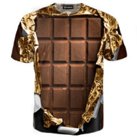 Chocolate Bar Tee