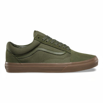 Suede Canvas Old Skool | Shop At Vans