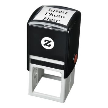 Customized Self Inking Rubber Stamp