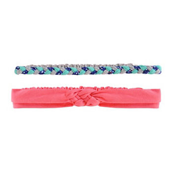 Toddler Girl Carter's 2-pk. Braided Head Wraps