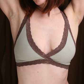 Sage Organic Cotton 'Summersweet' Womens Lingerie by OnTheInside