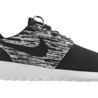 Nike Roshe Run iD Custom Women's Shoes - White