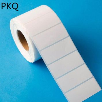 3000pcs/roll,70x20mm Non-drying Label Paper Self-adhesive Stickers Small Labels Commodity Price Tag Office School Home Supplies