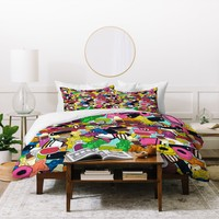 Sharon Turner Sugar Sugar Duvet Cover