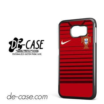 Portugal Soccer Jersey For Samsung Galaxy S6 Samsung Galaxy S6 Edge Samsung Galaxy S6
