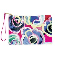 CayenaBlanca Flower Party Pouch