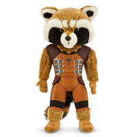 Rocket Plush - Marvel's Guardians of the Galaxy - Medium - 15'' | Marvel Shop