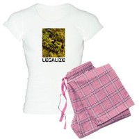 LEGALIZE Pajamas> 420 Gear Stop