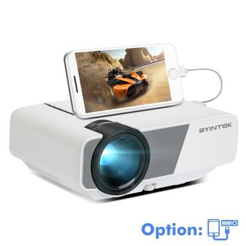 Portable LED Home Theater HD Mini Projector
