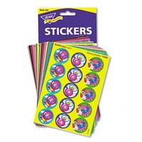 Trend Stinky Stickers, Kids Choice Variety, Pack of 480