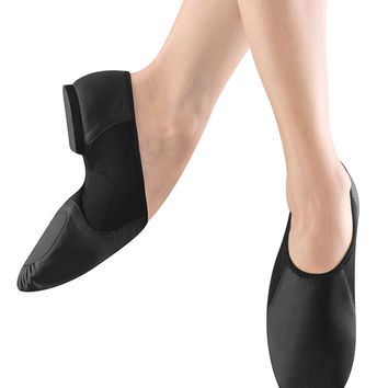 Adult Neoflex Jazz Shoe (Black) S0495L