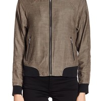 Level 99 | Relaxed Bomber Jacket | HauteLook