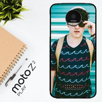 Jc Caylen Our2Ndlife O2L  X0259 Motorola Moto Z2 Play Case