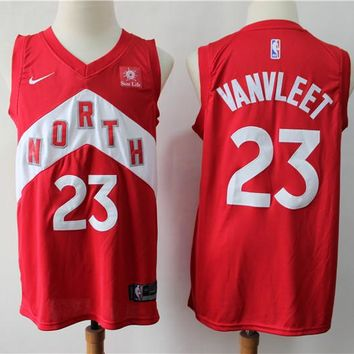 Toronto Raptors 23 Fred VanVleet Reward Version Swingman Jersey