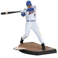 MLB New York Mets McFarlane 2011 Series 28 David Wright Action Figure