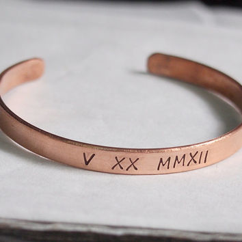 Personalized Bangle bracelet for Women