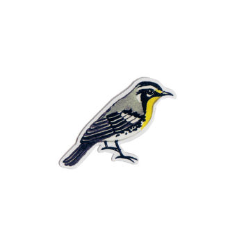 Yellow-throated Warbler Bird Magnet
