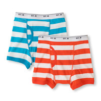 striped boxer briefs 2-pack | US Store
