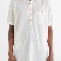 Koto Short-Sleeve Long Popover