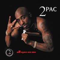 2Pac - All Eyez On Me LP